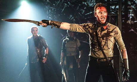 Theatre Review: Coriolanus, Donmar Warehouse