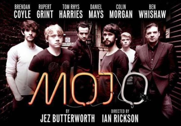 The star-studded Mojo cast