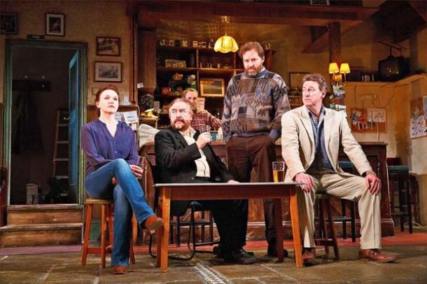 The Weir, Wyndham's Theatre
