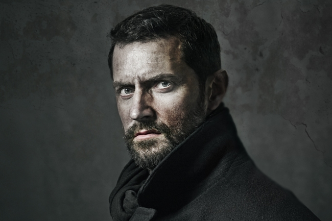 Richard Armitage as John Proctor in the Old Vic's The Crucible