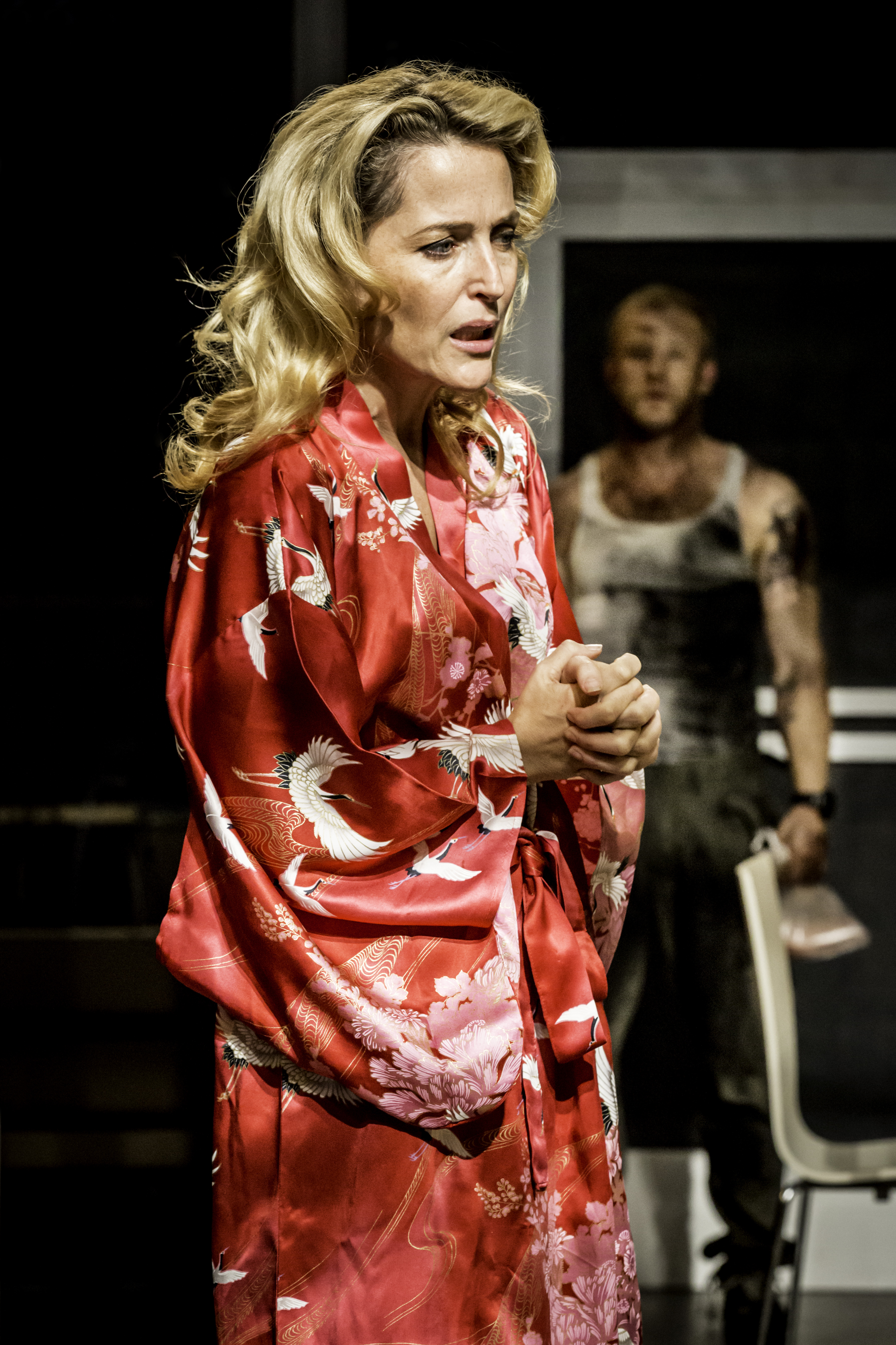 an assessment of the character of blanche dubois in a streetcar named desire by tennessee williams By renée ruggeri a streetcar named desire is arguably tennessee williams main character, blanche dubois tennessee williams' a streetcar named.