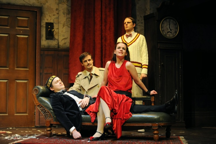 The Play That Goes Wrong, Duchess Theatre