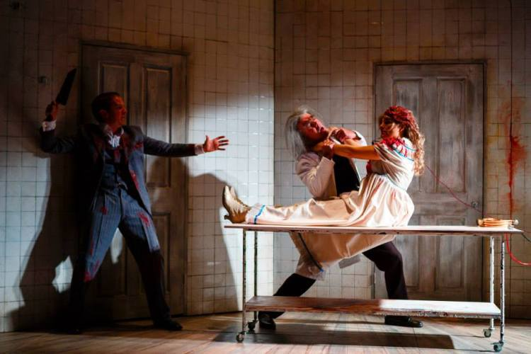 Grand Guignol at the Southwark Playhouse