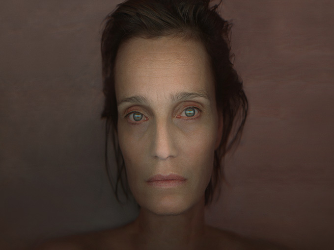 Kristin Scott Thomas as Electra, The Old Vic