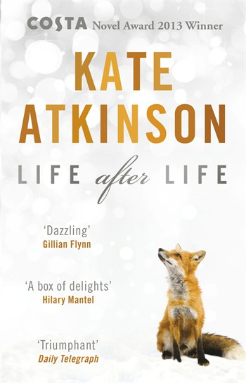Life After Life by Kate Atkinson published by Black Swan