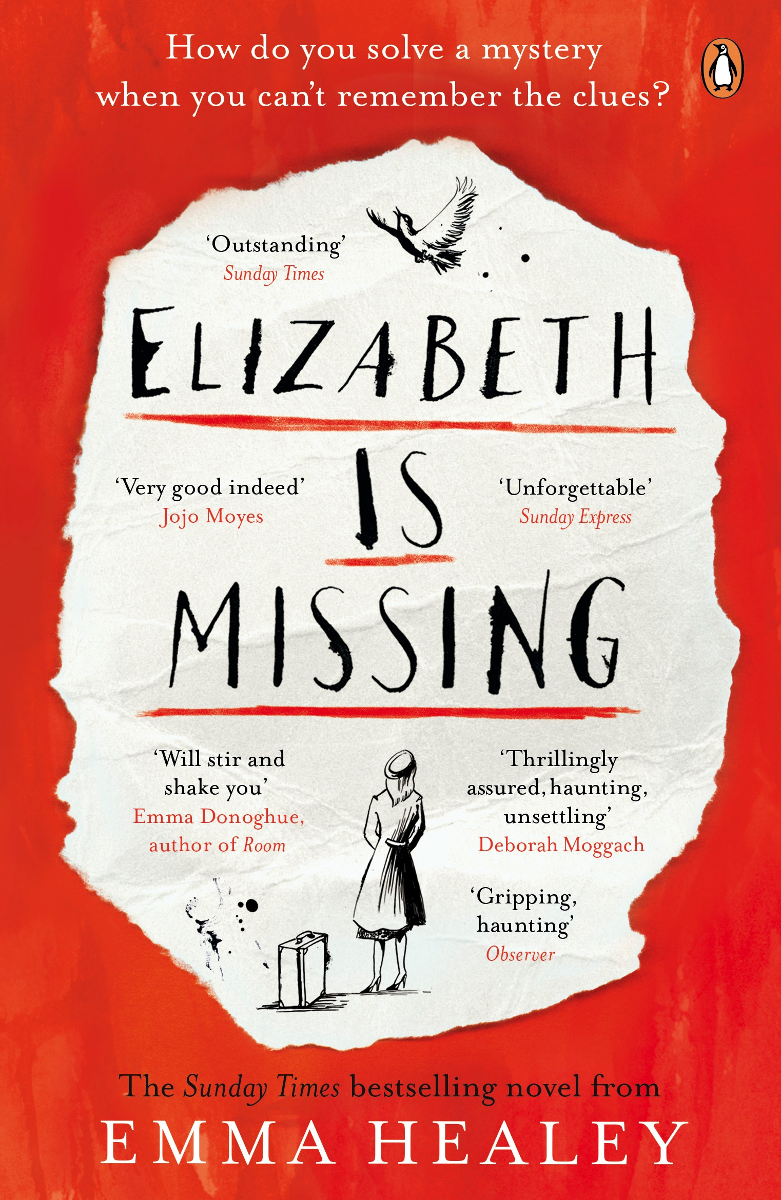 March 2015 the view from the upper circle elizabeth is missing by emma healey publishing by penguin pooptronica